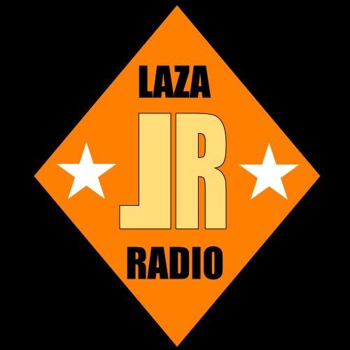 Laza Rádió logo