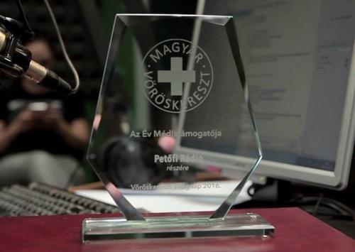 Petőfi Rádió - Magyar Vöröskereszt