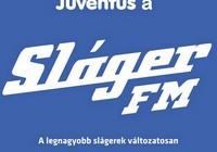 Sláger FM Logo